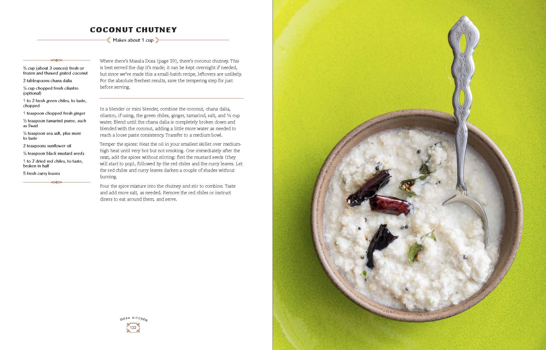 Dosa Kitchen: Recipes for India\'s Favorite Street Food: Nash Patel ...