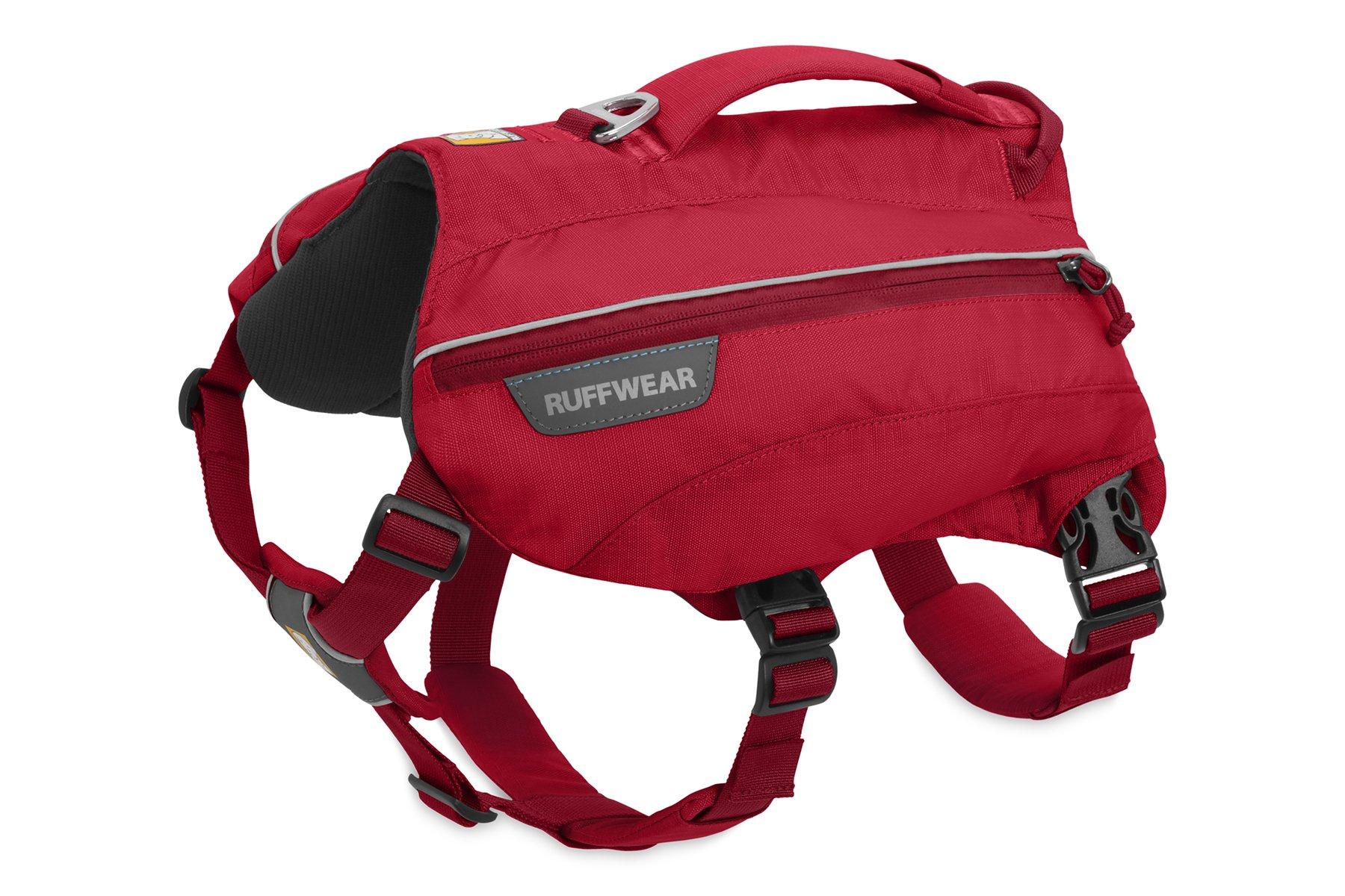 RUFFWEAR - Singletrak Hydration Pack for Dogs, Red Currant, Medium by RUFFWEAR (Image #4)