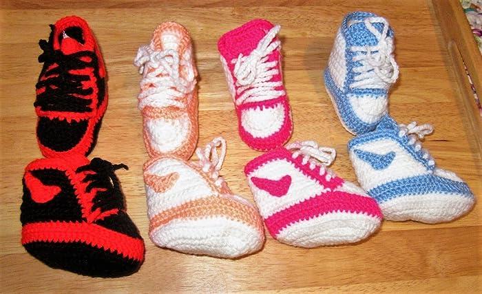 Zapatos de bebé/calcetines / portabebés/bebé / longitud de suela alrededor de 8