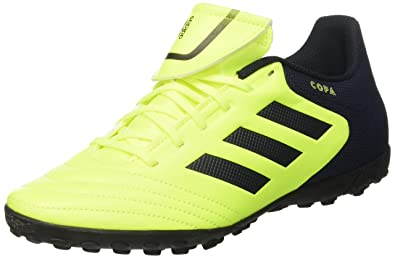 new arrival 553ea e7e95 adidas Copa 17.4 TF, Chaussures de Football Homme, Jaune (Solar Yellow  Legend Ink