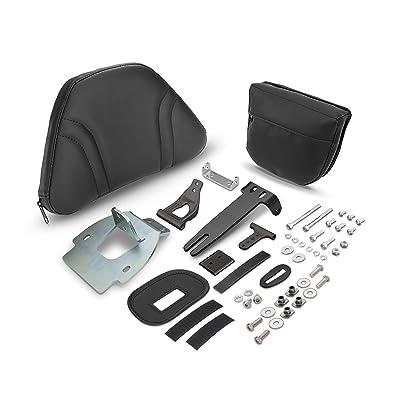 Show Chrome Accessories 52-920T Quick Detach Tall Backrest for 2020 Honda Goldwing: Automotive