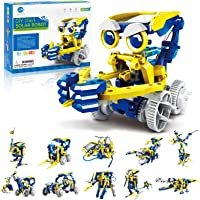 CIRO STEM Projects 11-in-1 Solar Robot Toys Deals
