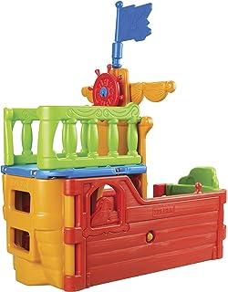 Amazon.com: ECR4Kids Peek-A-Boo Caterpillar Climbing Play ...