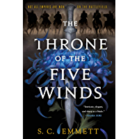 The Throne of the Five Winds (Hostage of Empire Book 1) (English Edition)