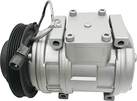 W// Drier RYC Remanufactured Complete AC Compressor Kit GG395