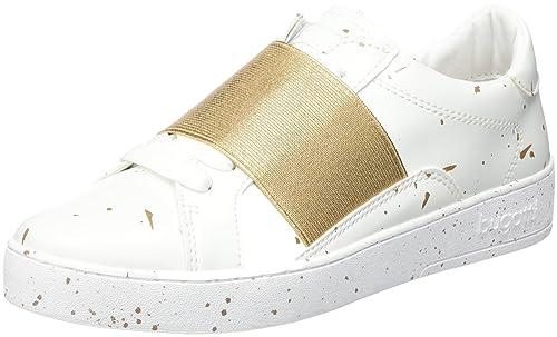 Bugatti Damen J7606PR6N Sneaker, (Weiss Gold 235), EU 41 EU 235),  Amazon  ... 36b225
