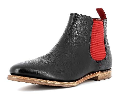 Gordon & Bros Damen Chelsea Boots Paris 5770,rahmengenähte
