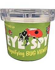 Ajax Scientific Plastic Large Bug Viewer Jar with Ventilation Hole, 7-1/2cm Diameter x 6.4cm Height