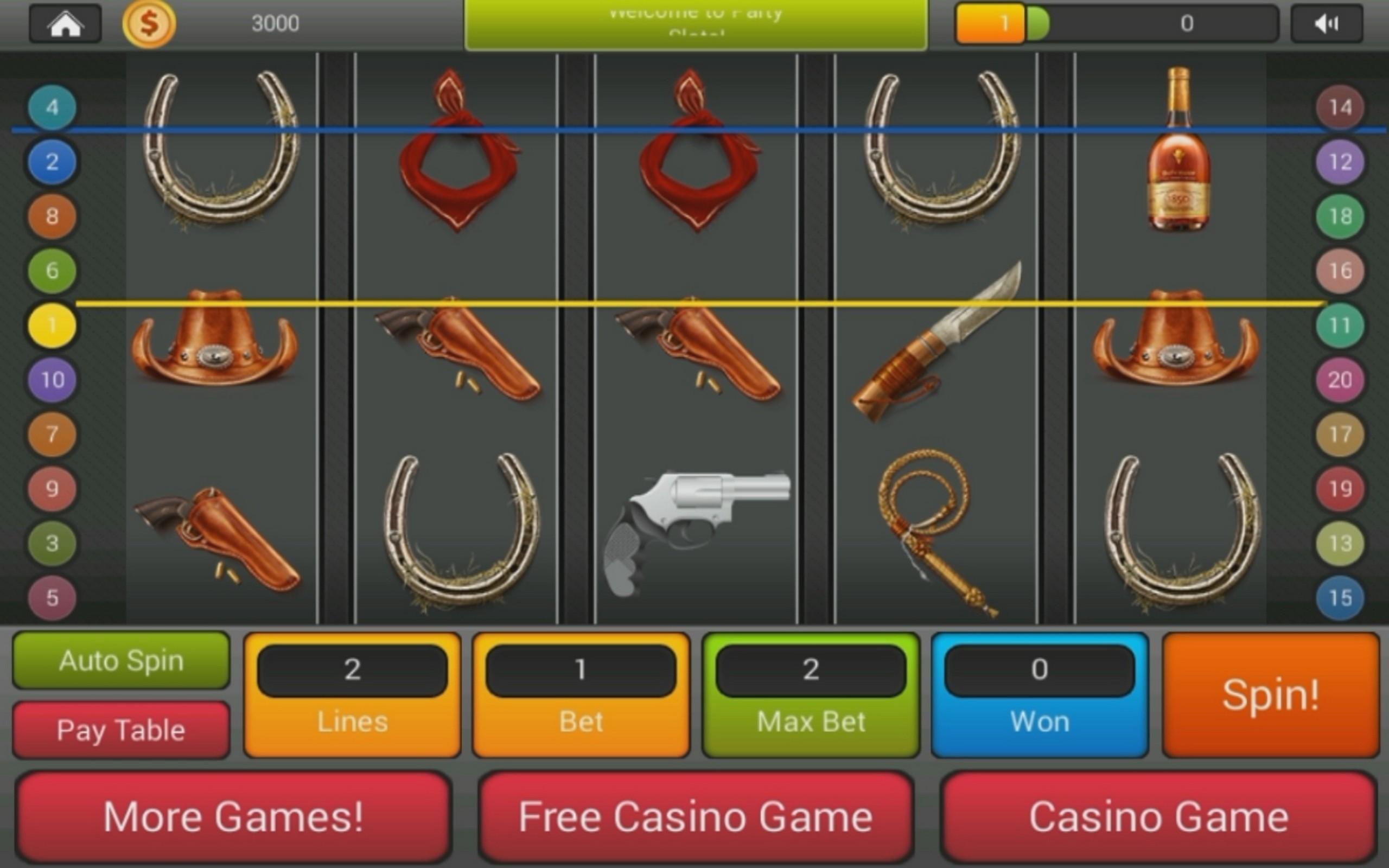 Slots gratis