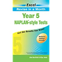 Excel Revise in a Month NAPLAN*-style Tests Year 5