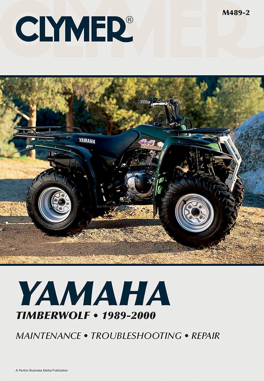 Amazon.com: Clymer Repair Manual for Yamaha ATV Timberwolf YFB250 89-00:  AutomotiveAmazon.com