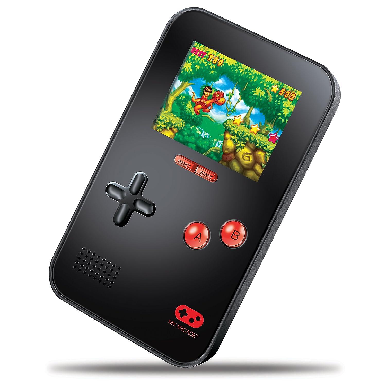 DreamGear My Arcade Go Gamer Portable - Black by dreamGEAR DGUN-2864