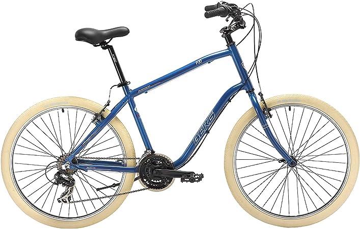 Berg Bicicleta Crosstown P20 Man L Bl/Rd_Cy Azul/Rojo: Amazon.es: Deportes y aire libre