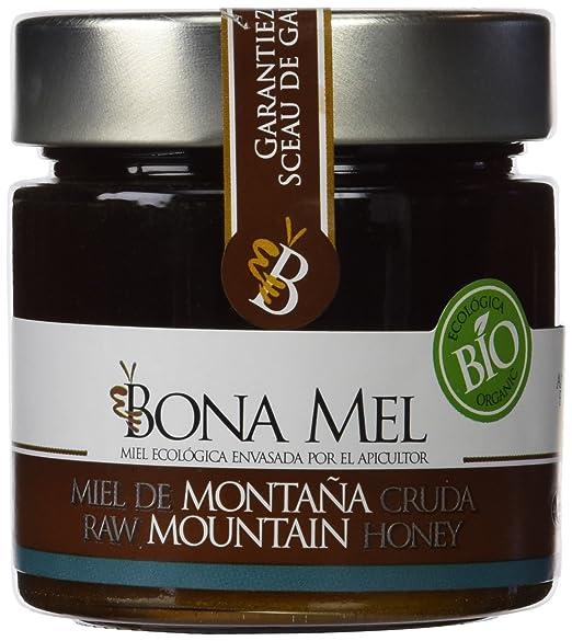 Bona Mel Miel de Montaña - Paquete de 10 x 300 gr - Total ...