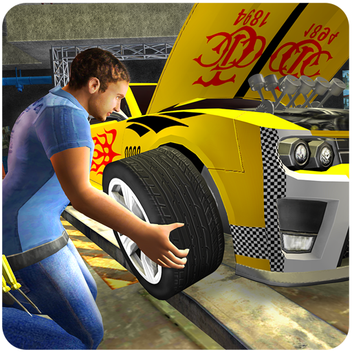 Sports Car Mechanic Simulator (Playrix Games)