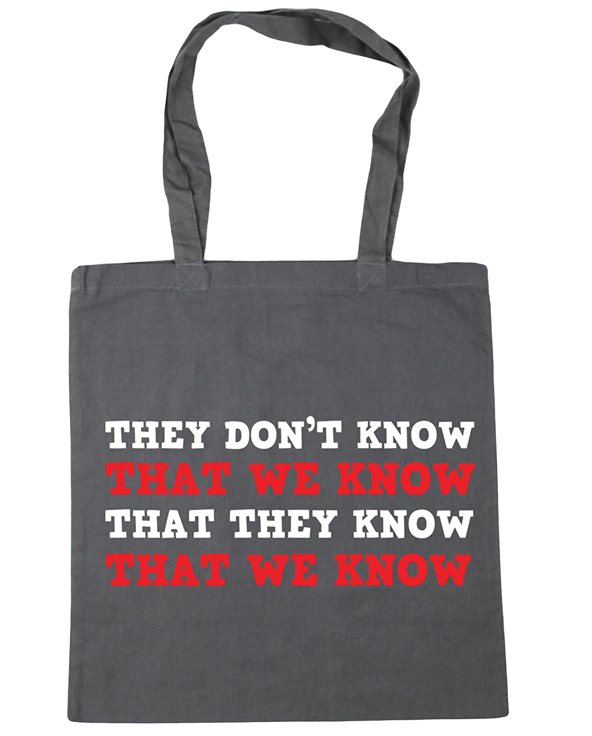 They don/'t know that we know Friends Tote Shopping Gym Beach Bag 42cm x38cm 10