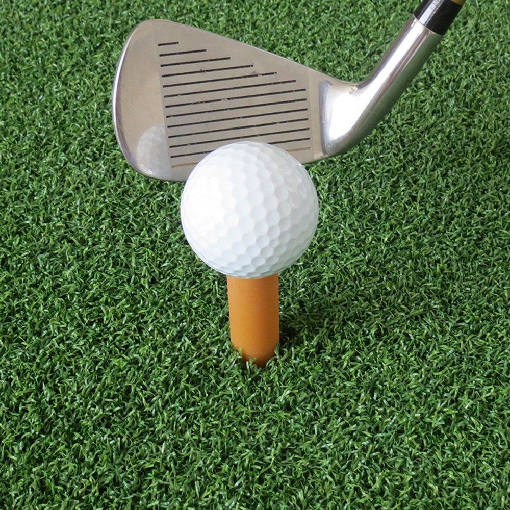 Hyzb Golf Hit Pad Ball Pad Columpio de Interior ejercitador ...