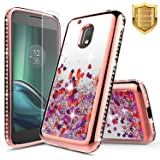 Amazon.com: kwmobile TPU Silicone Case for Motorola Moto G4 ...
