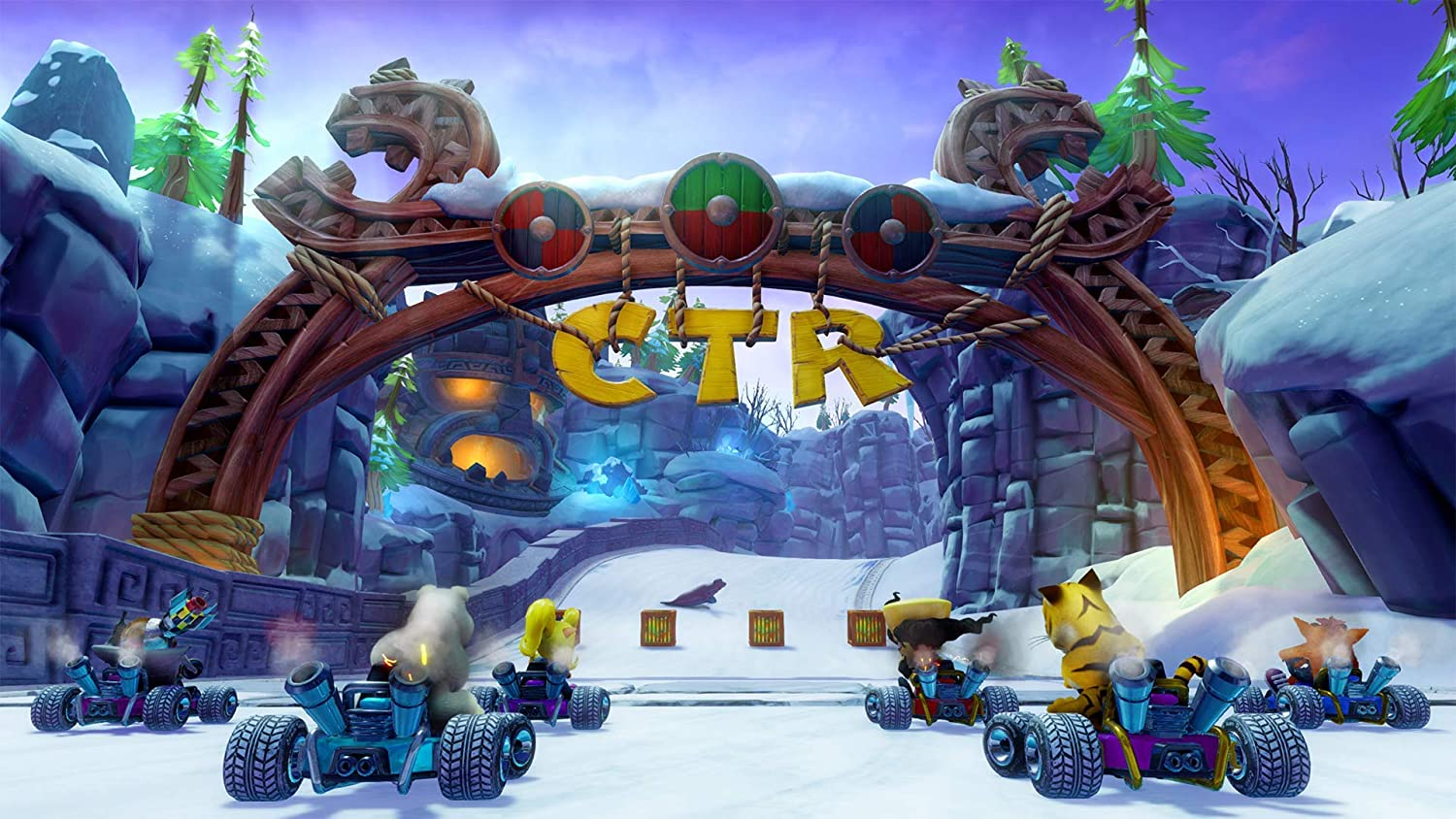 [2019-06-21] Crash Team Racing Nitro Fueled ps4/one/switch 81Bnjr4PGNL._SL1500_