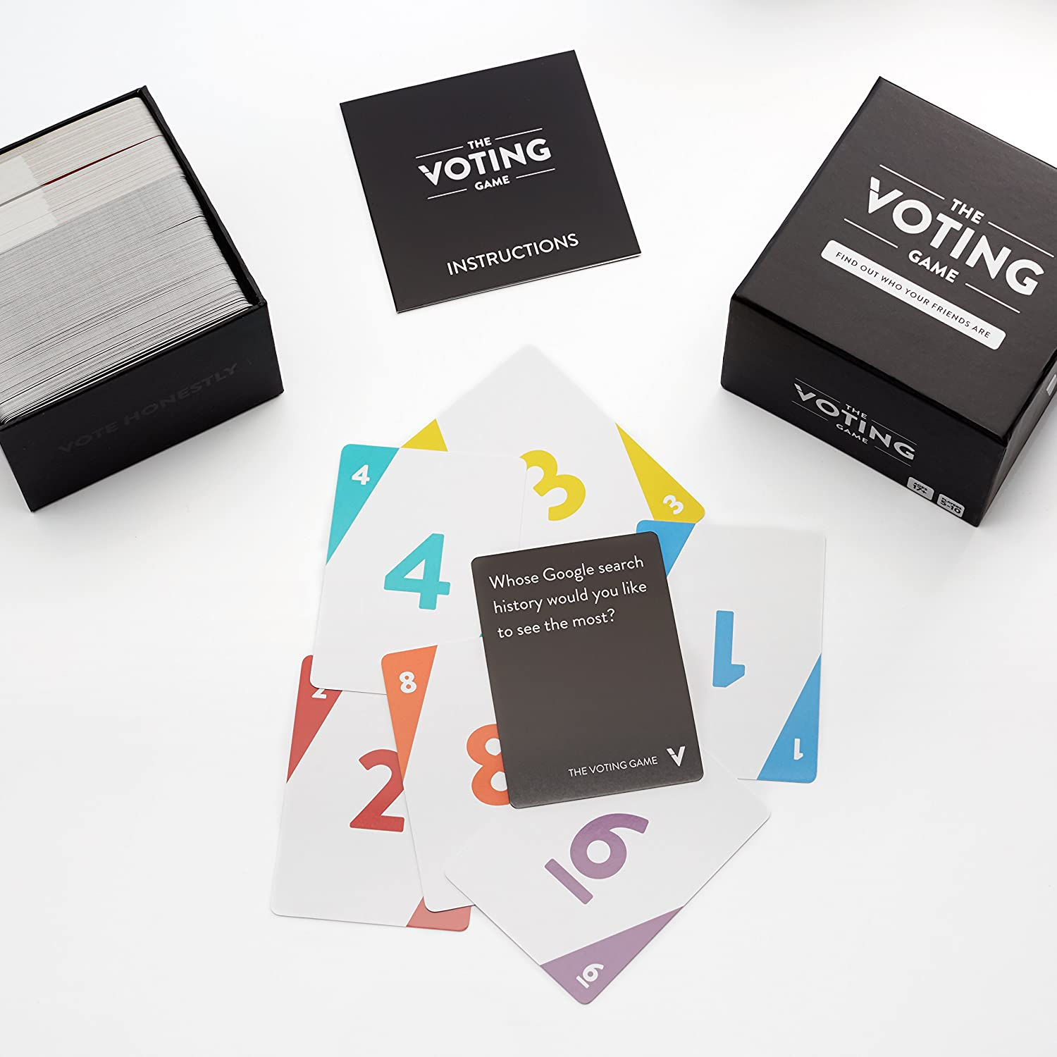 The Voting Game - The Adult Party Game About Your Friends.: Amazon ...