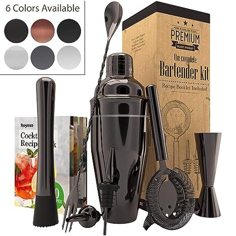 Amazon.com: Juego de coctelera: Kitchen & Dining