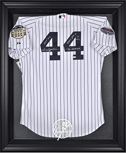 best website 5c6df 0e2be New York Yankees Jersey Display Case