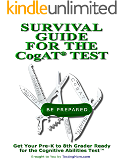 Amazon cogat practice test grade 7 and 8 ebook bright minds testing survival guide for cogat practice for cognitive abilities test cogat test fandeluxe Images