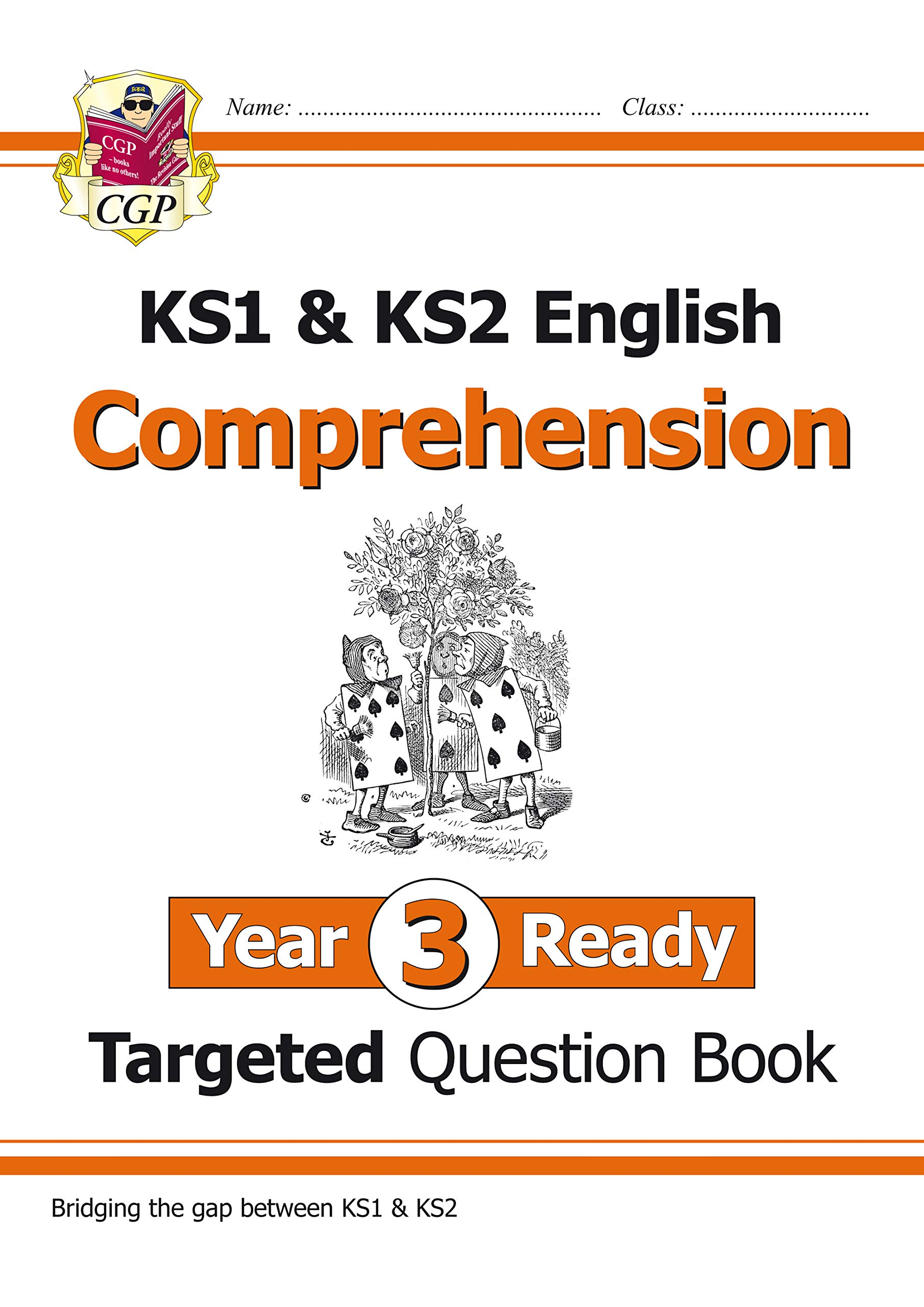 New KS1 And KS2 English Targeted Question Book  Comprehension   Year 3 Ready