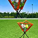 Outroad Practice Ball Caddy Holder for Baseball