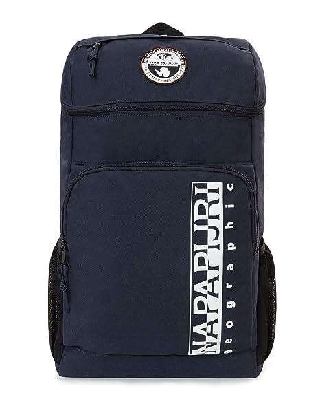a99fc62d64 Napapijri HAPPY BACK PACK Zaino Casual, 42 cm, 20 liters, Blu (Blu ...