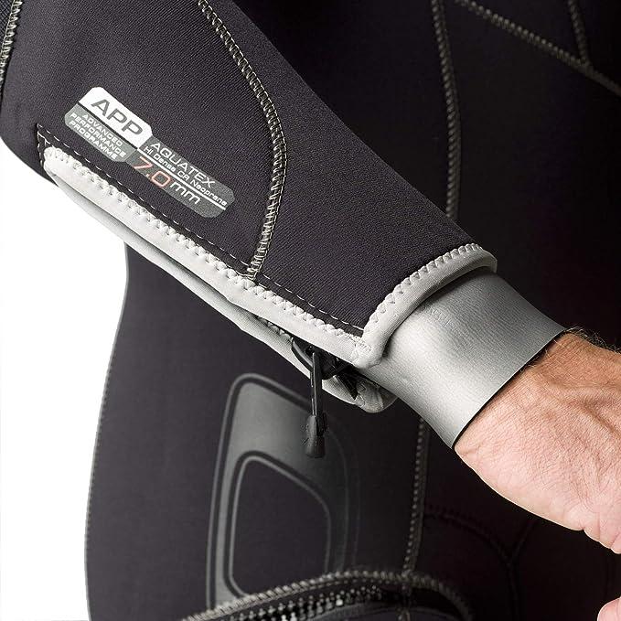 Amazon.com: Impermeable SD Combat 7 mm Men s Semi Dry de ...