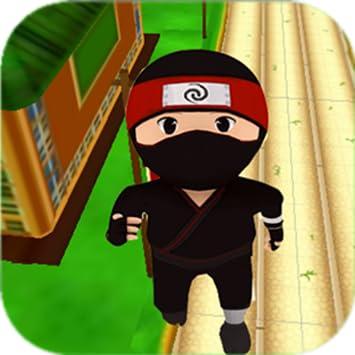 Ninja Run 3D