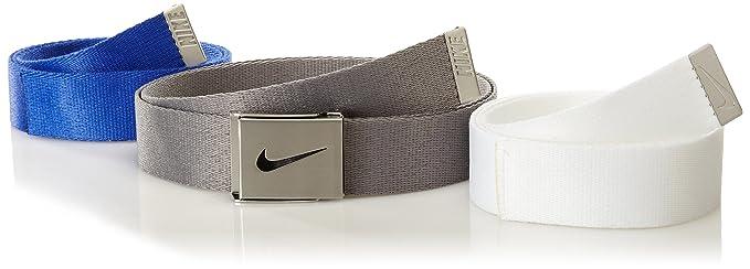 Nike - Cinturones 3 en 1 para hombre - Multi - talla única  Amazon.es  Ropa  y accesorios 2151f6cb89e6