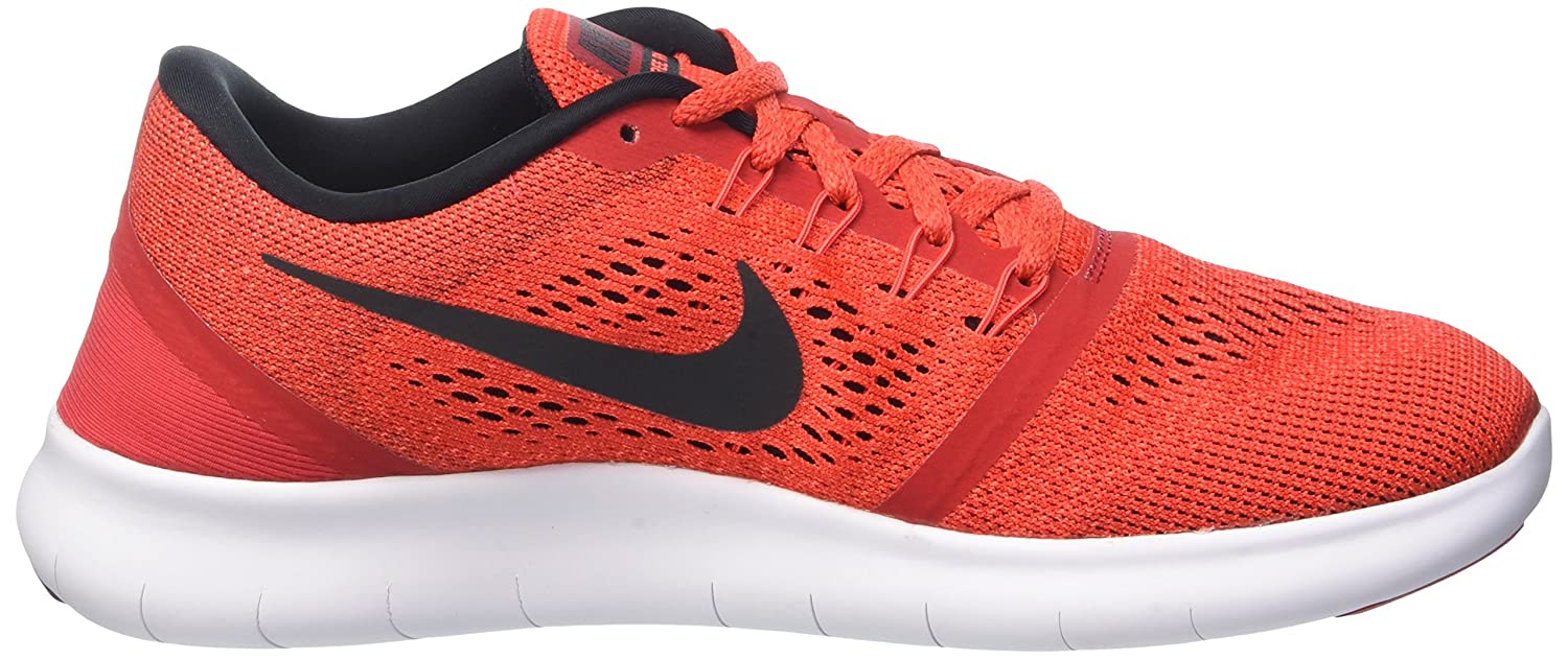 NIKE Men's Free RN Medium Running Shoe B00JSQQBPA 8.5 Medium RN (D, M)|Total Crimson/Black/Gym Red/White 7b66cb
