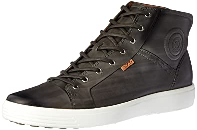 Mens Soft 7 Hi-Top Sneakers Ecco PQoKPArwSd