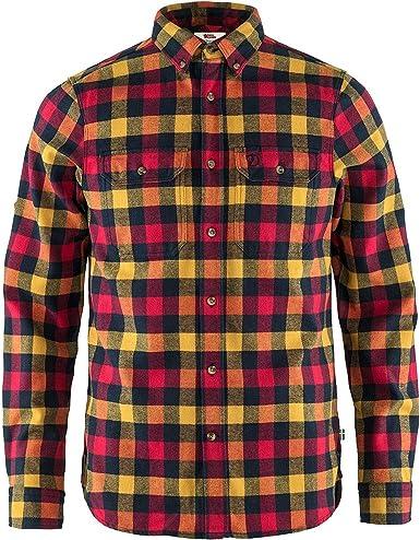 FJALLRAVEN Skog Shirt M Camisa Hombre