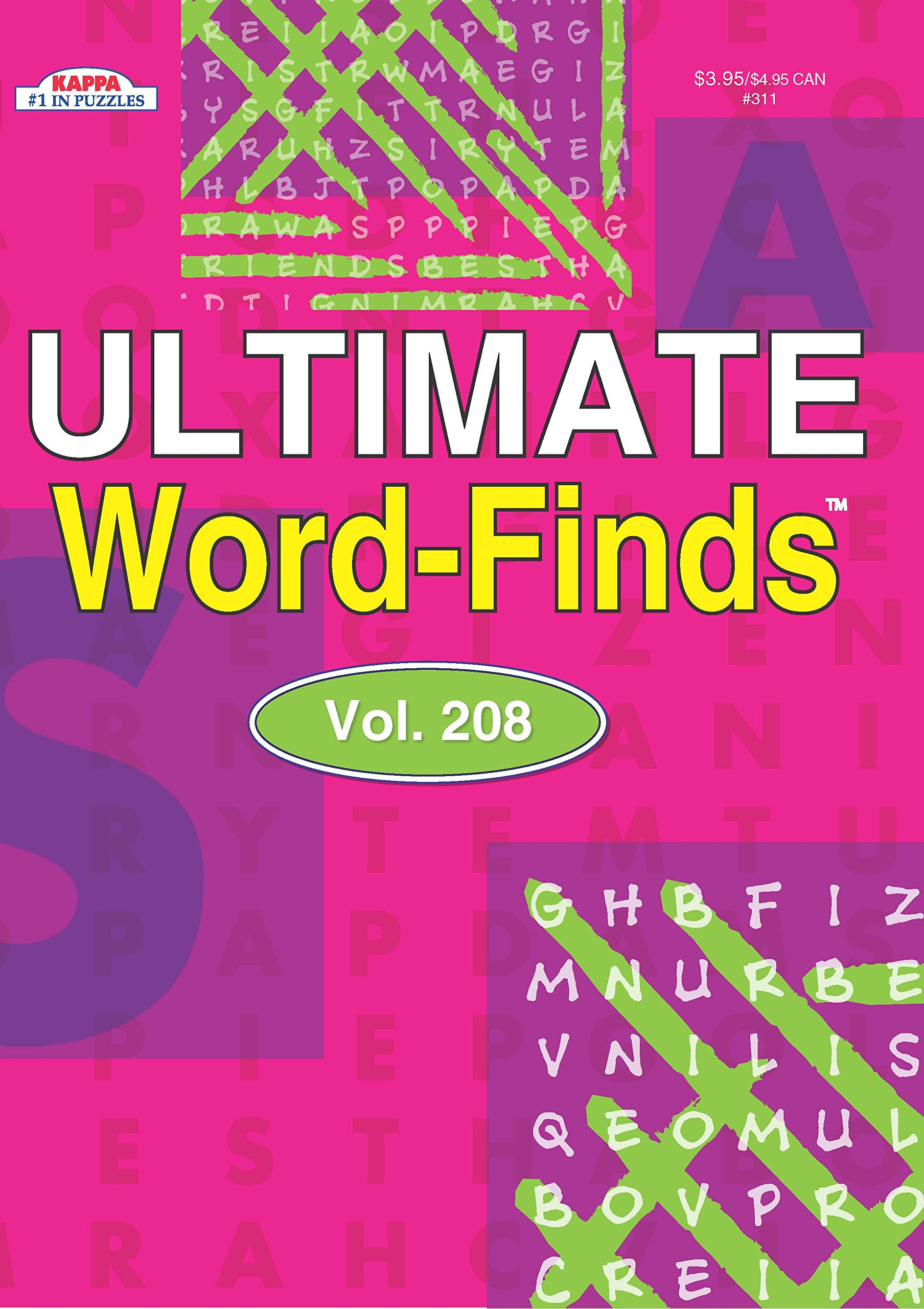 Ultimate Word Puzzle Book Word Search product image