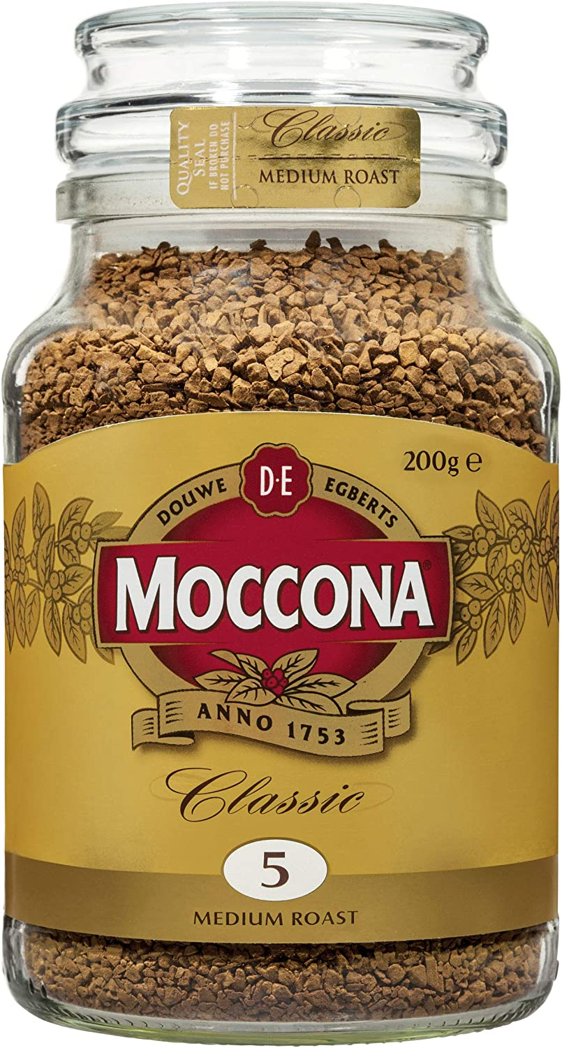 Moccona Coffee Classic 200g Amazon Ca Grocery