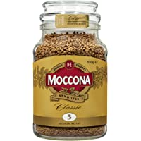 Moccona Classic Medium Roast Freeze Dried, 200 g