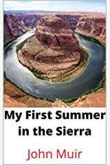 My First Summer in the Sierra :Illustrated Kindle Edition