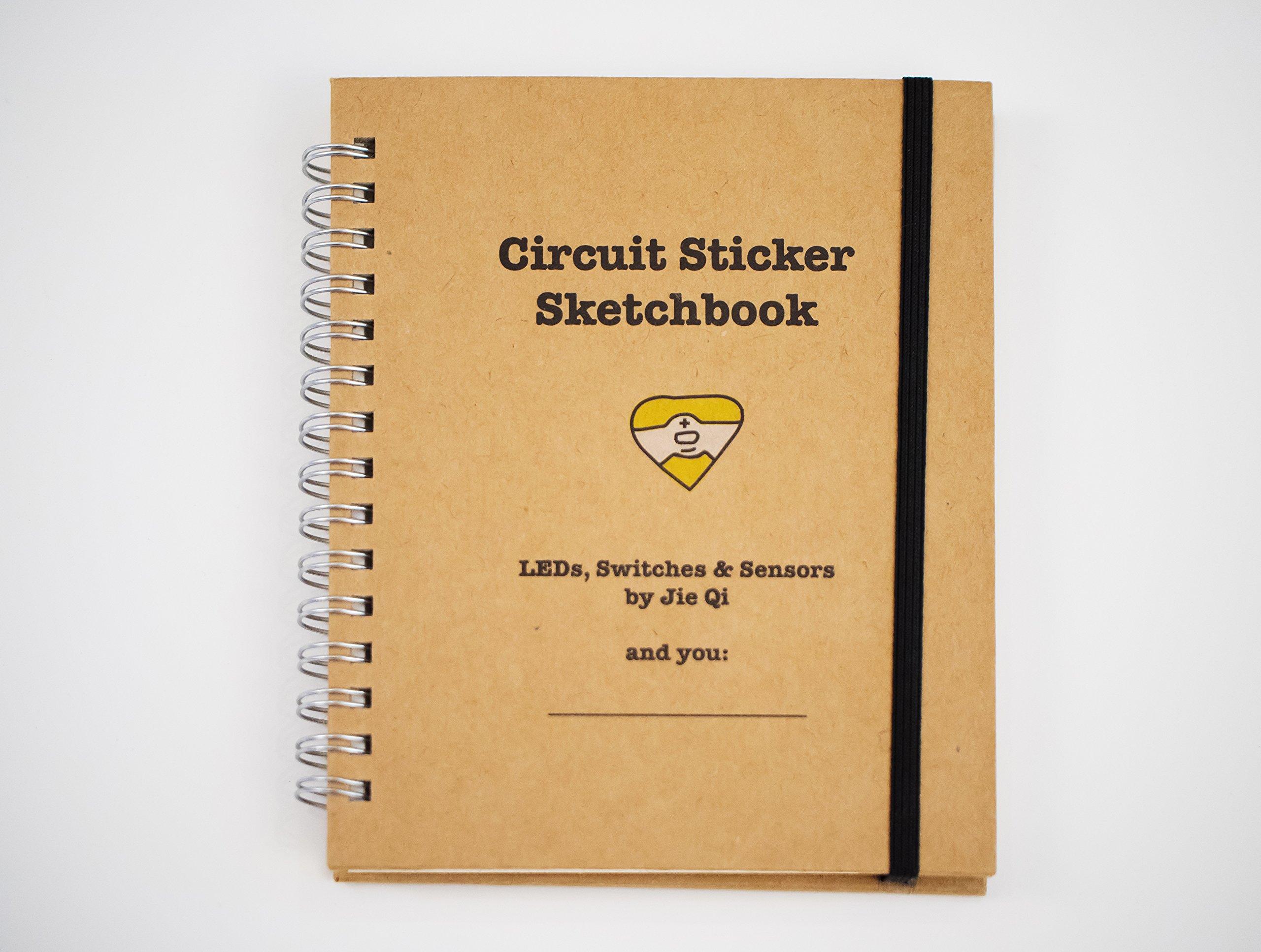 Chibitronics - Chibi Lights - LED Circuit Stickers STEM Starter Kit by Chibitronics (Image #1)