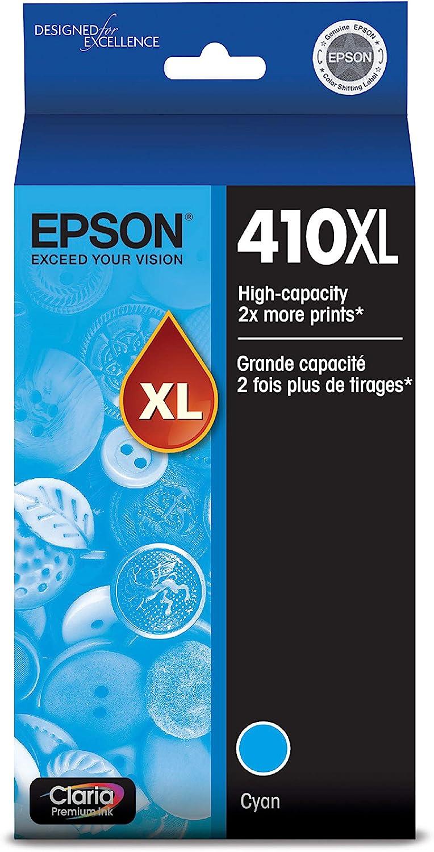 New EPSON 410XL Claria High Capacity Ink Cartridge PHOTO BLACK fast free shippoi