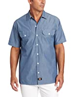 Dickies Men's Short Sleeve Shirt