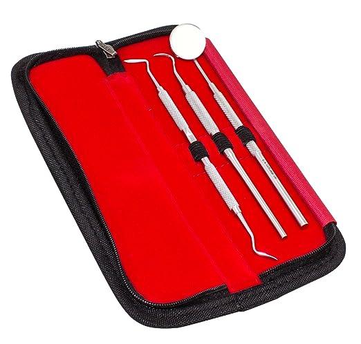 40 opinioni per Candure® Specchietto Dentistico con Manico Per Ispezione del Cavo Orale in