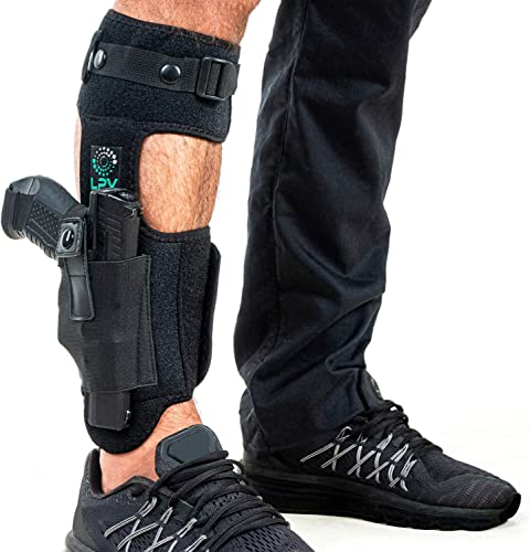 LPV-PRODUCTS-Ankle-Gun-Holster