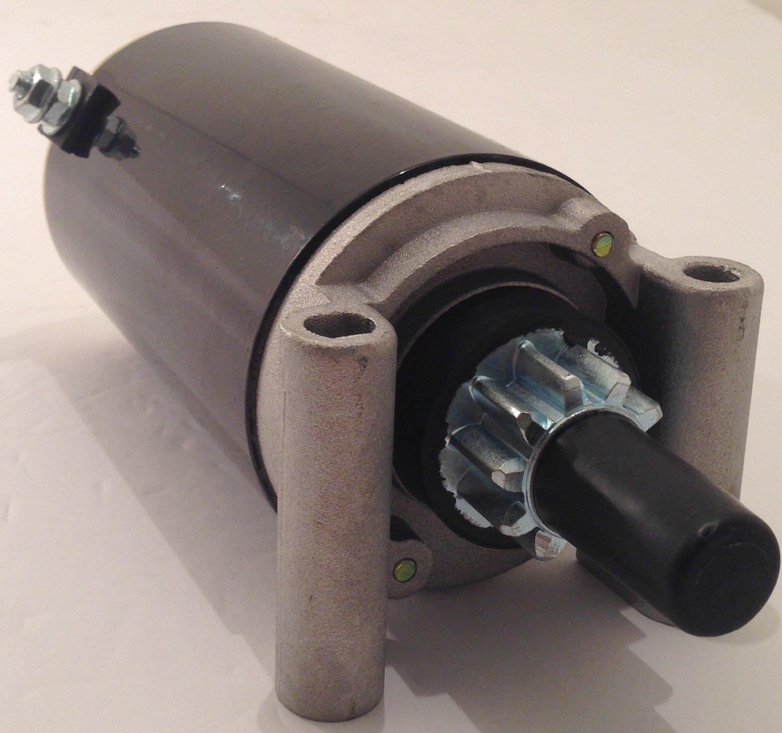 Starter Motor For Cub Cadet Replaces Kohler 32-098-01 32-098-01S 32-098-03
