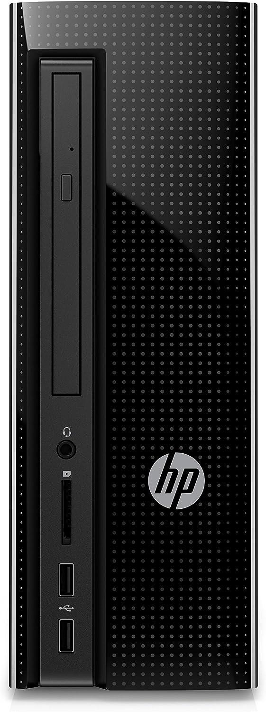 HP Slimline 260-p133w Desktop PC with Intel Core i5-6400T Processor, 8GB Memory, 1TB Hard Drive and Windows 10 Home