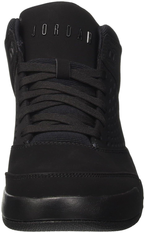 new arrival 03d0f 118eb Amazon.com   Jordan Mens Flight Origin 4 Black Black Size 11   Basketball