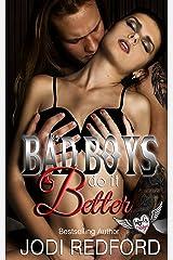 Bad Boys Do It Better (Inked & Kinked Book 2)