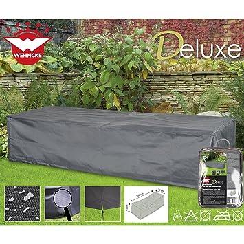 Deluxe Schutzhulle Fur Garten Sonnenliege 200x75cm Polyester 420d